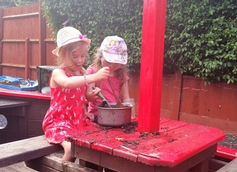 Favours Day Nursery Irthlingborough, Wellingborough, Northamptonshire