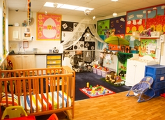 The Bridge Nursery, Bury, Greater Manchester