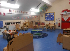 Tiddlywinks Day Nursery Hill Lane, Manchester, Greater Manchester