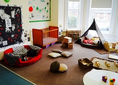 Holyrood Day Nursery Salford, Salford, Greater Manchester