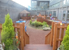 Hopwood Hall College Nursery, Rochdale, Greater Manchester
