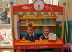 Hulme Hall Grammar School Nursery, Stockport, Greater Manchester