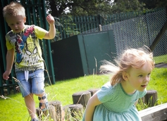 Children 4 Most at Squirrels Wood, Manchester, Greater Manchester