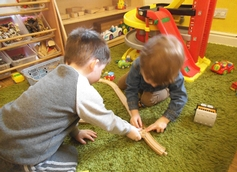 Orchard Day Nursery, Liverpool, Merseyside