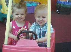 Jack and Jill Day Nursery Oxton, Prenton, Merseyside
