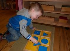 Chapel Grange Montessori Nursery, Wilmslow, Cheshire