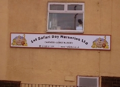 Cavendish Lodge Day Nursery, Keighley, West Yorkshire