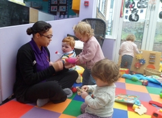 Ladybirds Day Nursery, Huddersfield, West Yorkshire