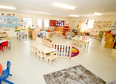 First Steps Day Nursery, Wakefield, West Yorkshire