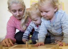 Montagu Community Nursery, Newcastle upon Tyne, Tyne & Wear