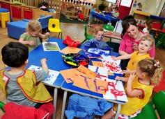 Glangwili Day Nursery, Carmarthen, Carmarthenshire
