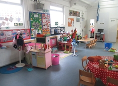 Seudan Beaga Nursery, Glasgow, Glasgow City