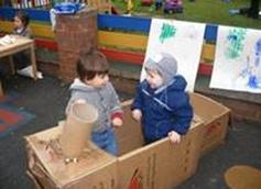 Monkey Puzzle Day Nursery Warwick, Warwick, Warwickshire