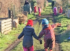 Young Friends Nursery, Hove, East Sussex