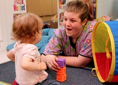 IntoPlay Day Nursery @ The Quays, Gloucester, Gloucestershire