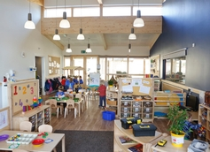 The Co-operative Childcare Sussex University Nursery, Brighton, East Sussex