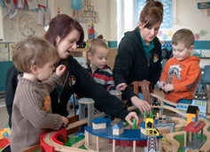 Noah's Ark Nursery, Portsmouth, Hampshire