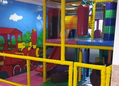 Train Station Day Nursery, Manchester, Greater Manchester