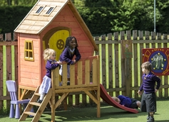 Moorlands School & Nursery, Leeds, West Yorkshire