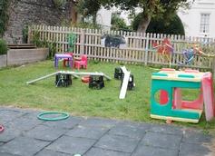 Pilton Pre-school, Barnstaple, Devon