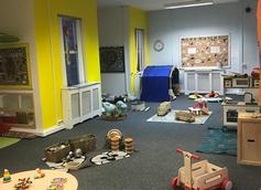 Banana Moon Day Nursery Moseley, Birmingham, West Midlands