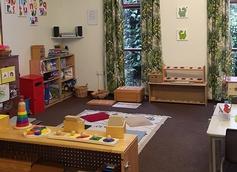 St Paul's Pre-School, Brockenhurst, Hampshire