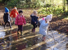 Otters Nursery School, Basingstoke, Hampshire
