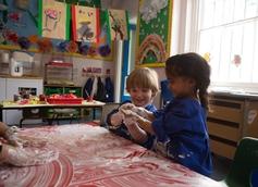 Eaton Square Nursery School Pimlico, London, London