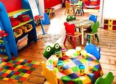 Home From Home Children's Day Nursery Ltd, Porth, Rhondda, Cynon, Taff
