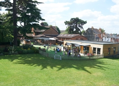 St Joseph's College Early Years Centre, Reading, Berkshire