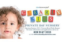 Clearly Kids Day Nursery Bangor, Bangor, County Down