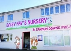Daisy Fays Nursery Carnon Downs, Truro, Cornwall