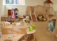 Kiddi Caru Day Nursery Redhill, Redhill, Surrey