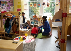 Nelly's Nursery - Lancaster Avenue, London, London
