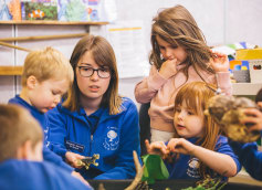 The Treehouse Forestry Pre-School and Out of School Club, Billericay, Essex