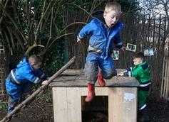 ADO Mini-Explorers Outdoor Pre-school, Bexley, London