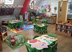 Evolution Childcare @ The Abbey Nursery School, Northwich, Cheshire
