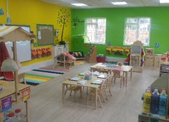 Monkey Puzzle Day Nursery Mitcham, Mitcham, London