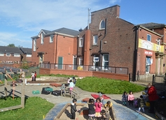 Kids Around The Clock @ Chadderton, Oldham, Greater Manchester
