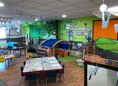 Evolution Childcare @ Shadsworth Business Park, Blackburn, Lancashire