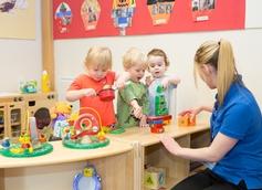 Children 1st @ Buckinghams, Leek, Staffordshire