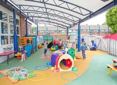 Children 1st @ Leek First School, Leek, Staffordshire
