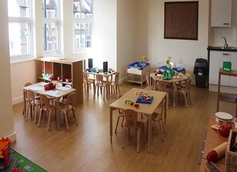 Grace's Day Nursery, London, London