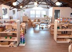 Asquith Montessori Hampton Wick Nursery School, Kingston upon Thames, London