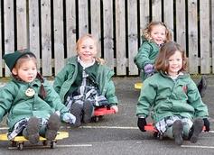 Mowden Hall School Nursery, Newcastle upon Tyne, Northumberland
