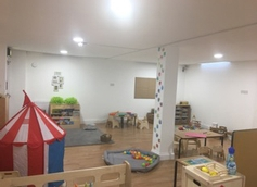 Pumphouse Nursery & Family Club, London, London