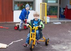 YMCA Pre-school Millbrook, Southampton, Hampshire