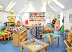 Bright Horizons RBS Nursery, Edinburgh, City of Edinburgh