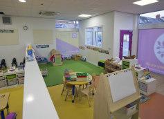 YMCA Day Nursery, North Shields, Tyne & Wear