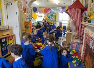 Eaton Square Nursery School Belgravia, London, London